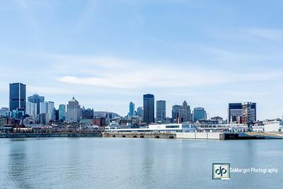 Montreal -Cityscape II
