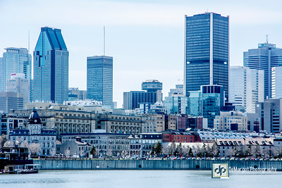 Montreal -Cityscape