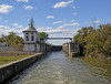 Erie Canal System; Mohawk River; New York State; USA;  Jacksonburg