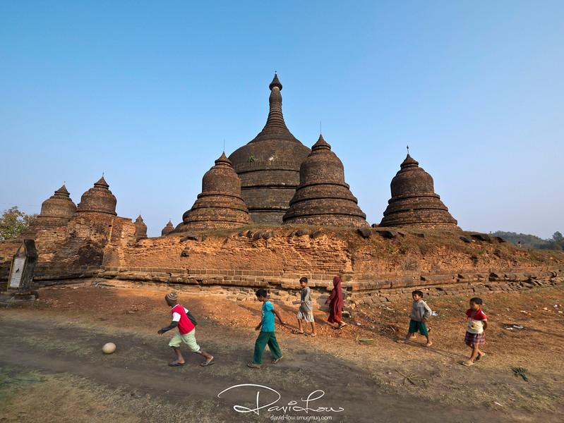 Ratanabon Pagoda.