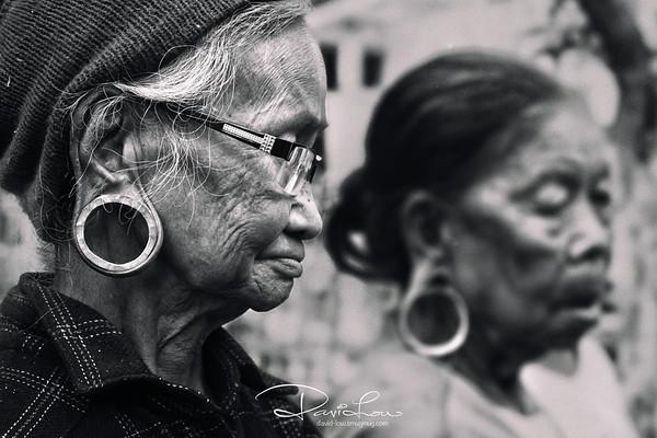 Thet village women