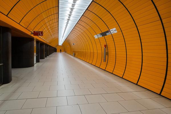 Marienhof Metro station