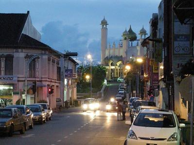 in Kuching