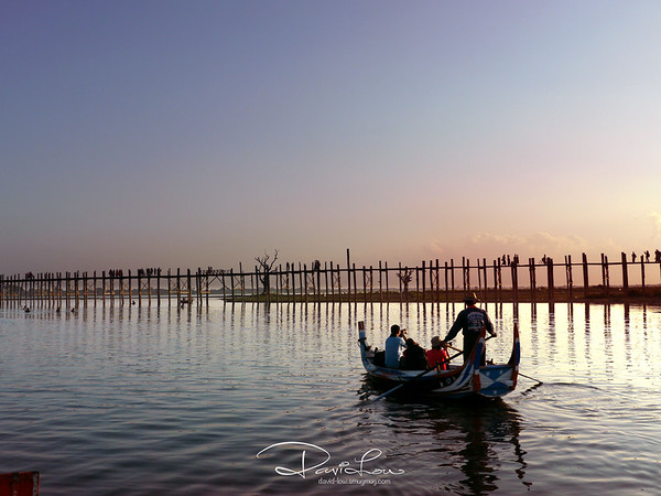 U-Bein Bridge