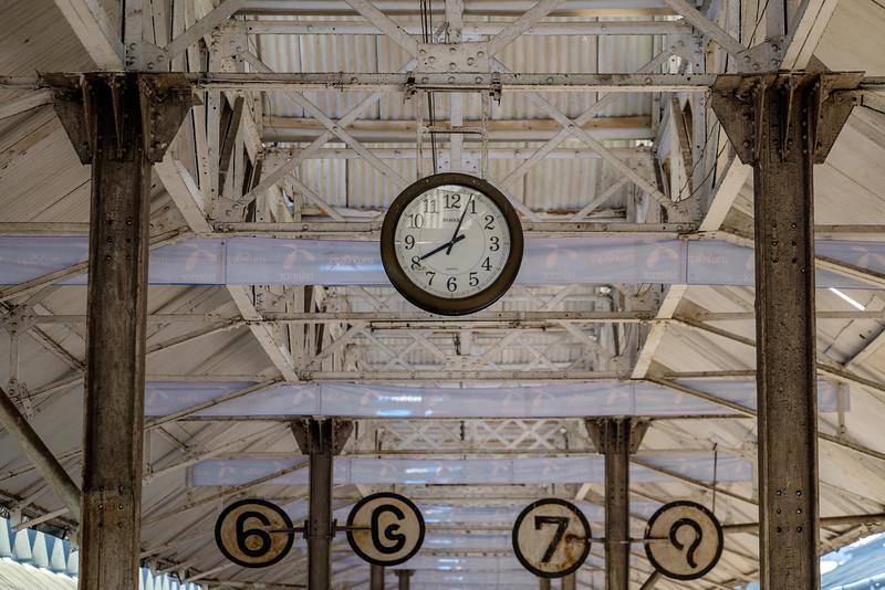 Yangon station