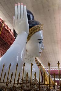 Chaukhtetgyi Reclining Buddha, Yangon