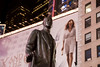 Two NY Icons... George Gershwin &  Carrie Bradshaw?