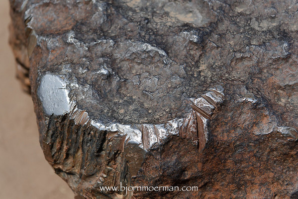 Hoba Meteorite area near Grootfontein