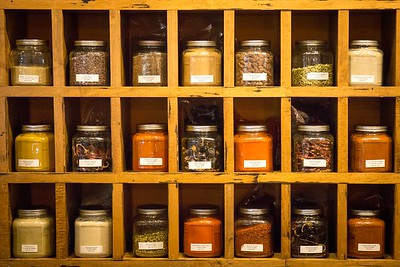 Spices, Oxbow Market