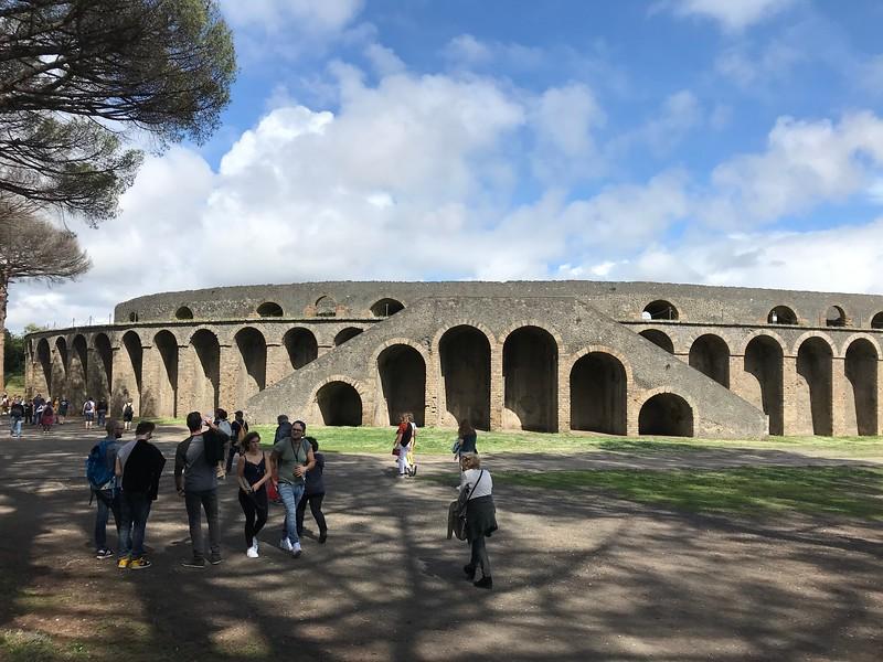 Pompeii Anfiteatro