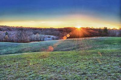 Kendall Hills Cuyahoga National Park