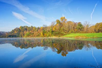 Indigo Lake Cuyahoga Valley National Park