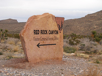 Red Rock Canyon National Conservation Area, Nevada (1)