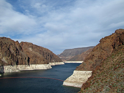 Hoover Dam (11) Mead Lake