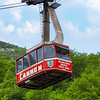 Cannon Mountain Aerial Tramway in Franconia Notch State Park