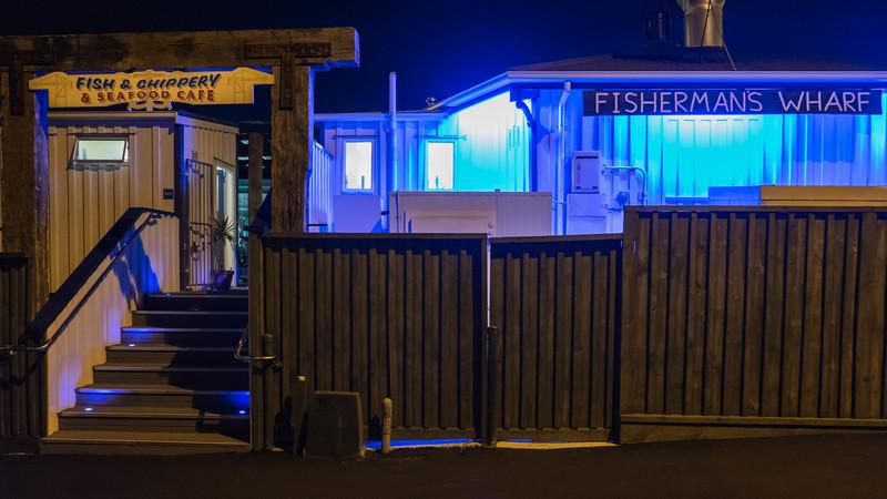 Fishmerman's Wharf, Lytleton