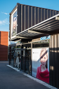 Container Mall, Christchurch post 2011 eartquake