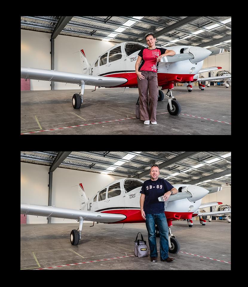 BFR checkout Canterbury Aeroclub- Christchurch, NZ