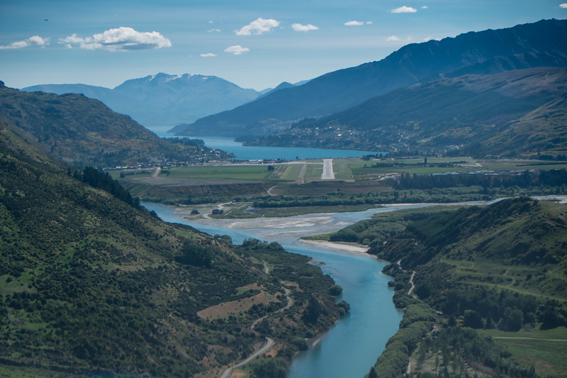 Long final Queenstown