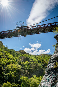 Kawarau Bridge Bungy, New Zealand