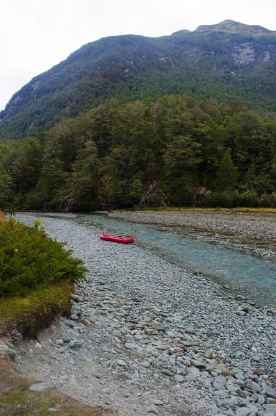 Dart River, Glenorchy, New Zealand