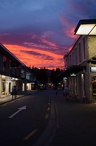 Queenstown Sunrise