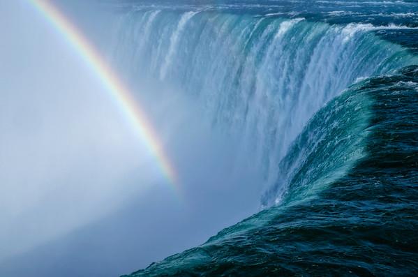 Niagara Fallsrainbow , Canada