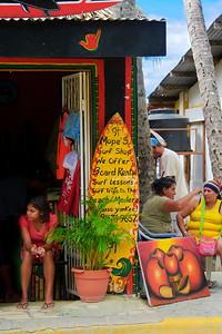 Mope's Surf Shop, Beach Avenue, San Juan Del Sur, Nicaragua