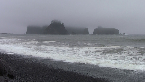 Rialto Beach, Olympic Peninsula National Park, Washington