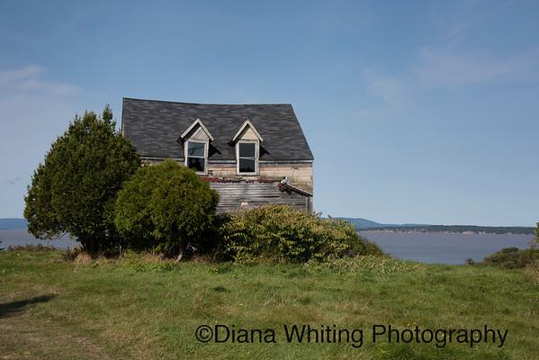 Abandoned House New Brunswick