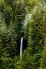 USA; Oregon; Silver Falls State Park; North Falls
