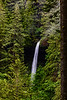 USA; Oregon; Silver Falls State Park; North Falls