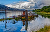USA; Oregon; Gold Beach; The Mary d. Hume