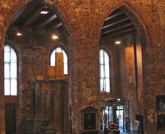 Ostfriesland, Emden (Johannes A Lasco Bibliothek, Grosse Kirche) 12