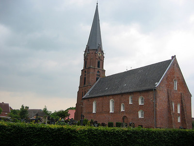 Ostfriesland, Bagband Lutheran Church 1