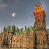 Canadian Parliament Buildings - East Block (Front)