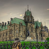 Canadian Parliament Buildings - East Block (Rear)