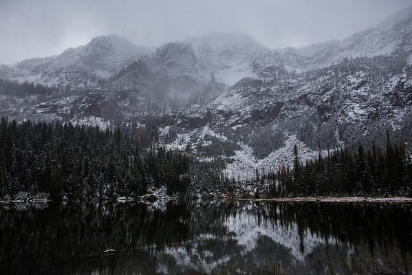 Cutthroat Lake, Northern Cascades