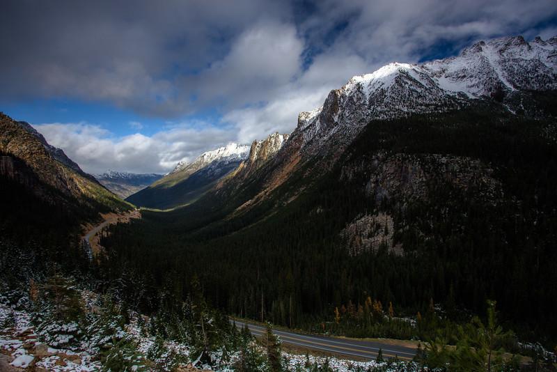 Washington Pass, Northern Cascades Scenic Highway