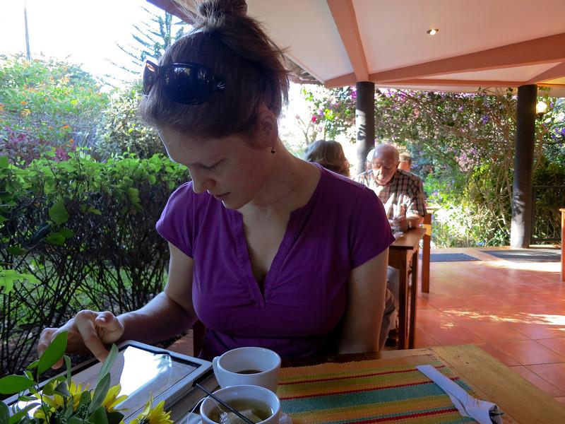 Garden Inn Breakfast