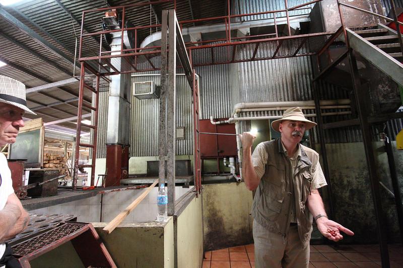 Kotowa Coffee Tour - Sorting the beans