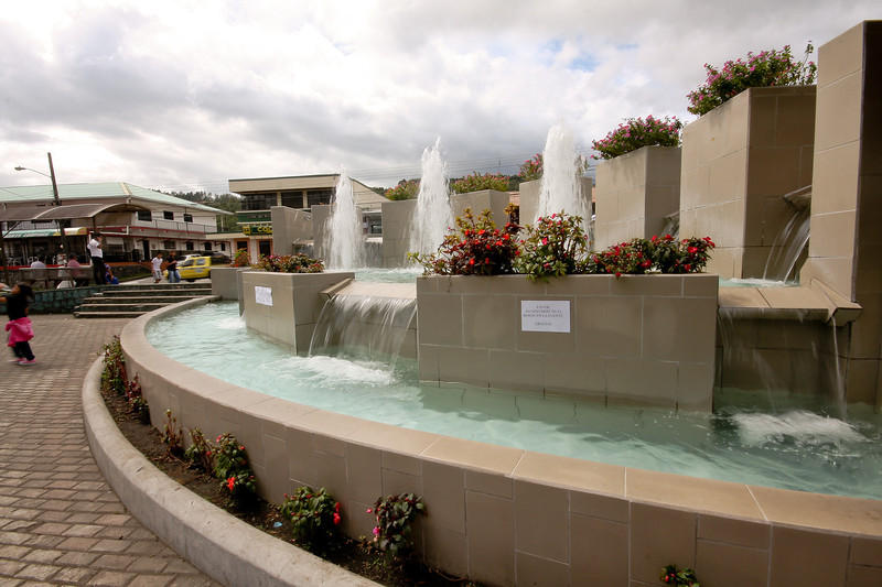 Boquete Town Square