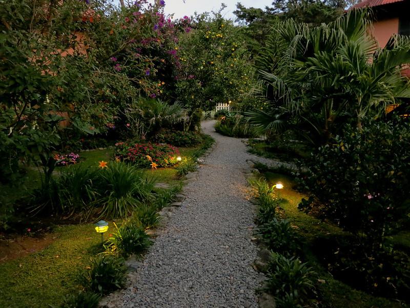 Garden Inn Grounds