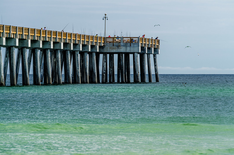 Pier Fishing Panama City