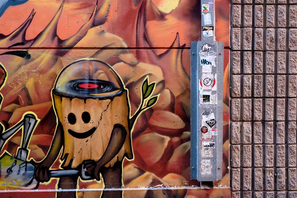 Perth Street Art