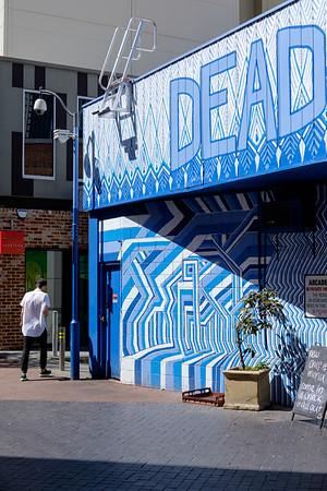 Dead Graffiti