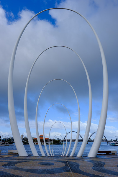 Spanda, Perth
