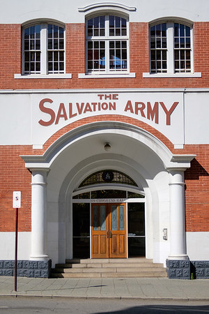 Salvation Army - Perth