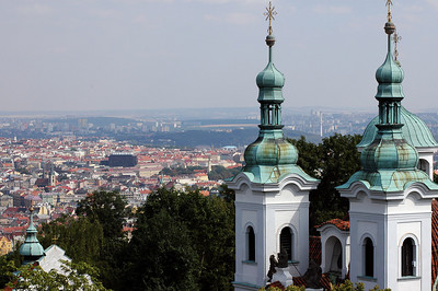 From Petrin Hill