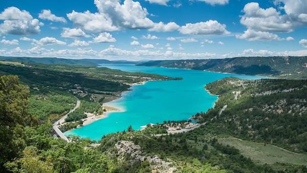 Lake Saint Croix viewpoint